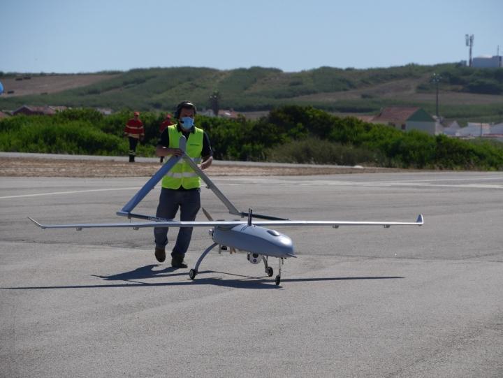 Aeródromo Municipal de Santa Cruz pretende assumir-se como um laboratório aeronáutico