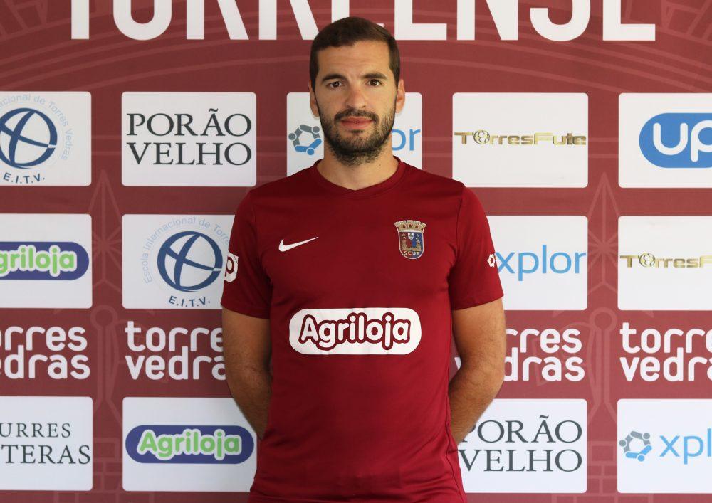 Torreense anuncia novo reforço para a equipa sénior de futebol
