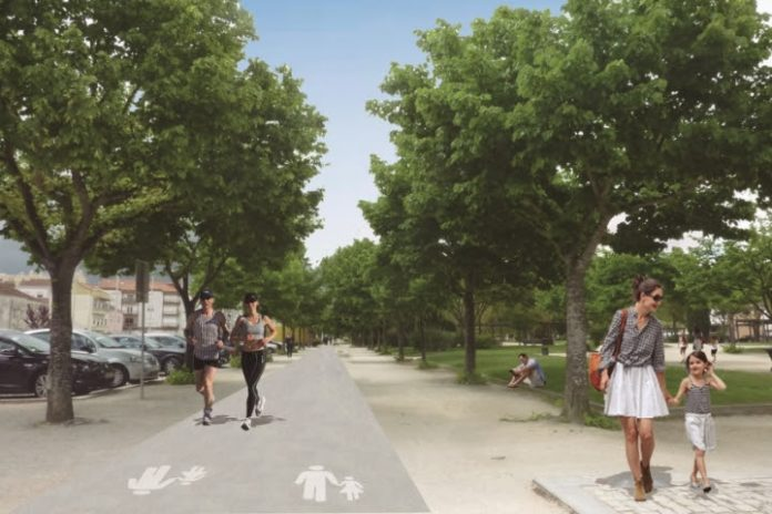 TORRES VEDRAS: Município inicia construção de percursos pedonais