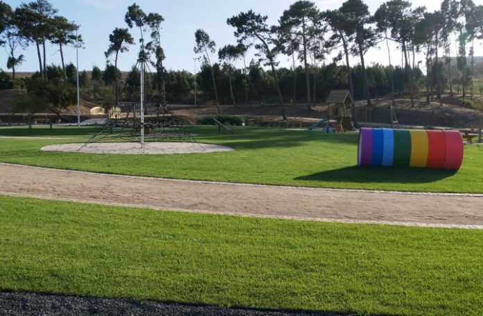Parque Verde Nossa Senhora de Nazaré foi inaugurado em São Pedro da Cadeira