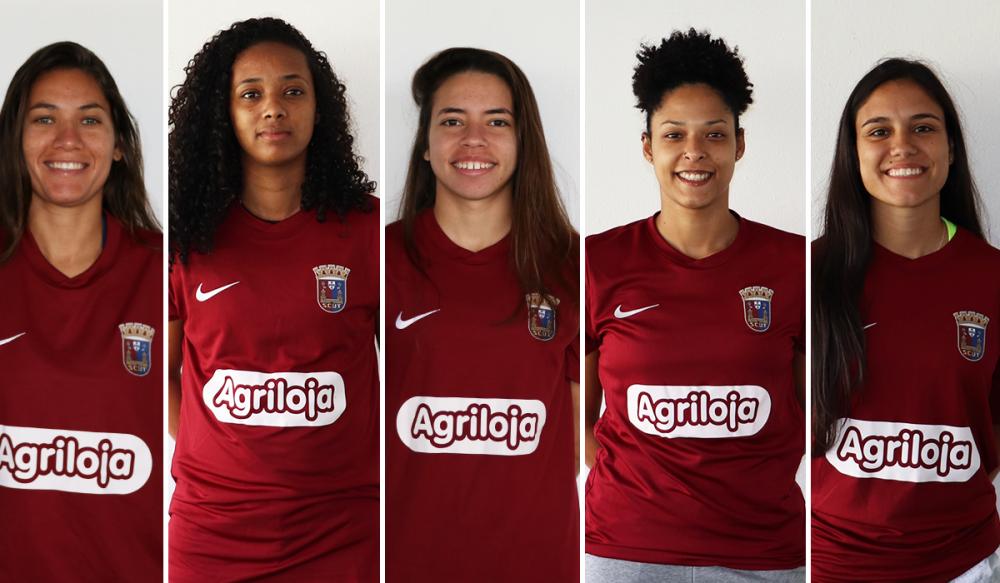 TORREENSE: Quatro renovações e uma contratação para a sua equipa sénior feminina de futebol