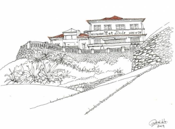 """Visita guiada """"Santa Cruz - um roteiro pela arquitetura de veraneio"""""""