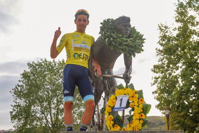 Troféu Joaquim Agostinho - Frederico Figueiredo ganha etapa e conquista a camisola amarela