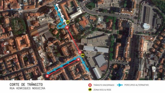 Dia Europeu sem Carros na Rua Henriques Nogueira