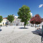Câmara Municipal aprovou projeto de requalificação da Praça Machado dos Santos