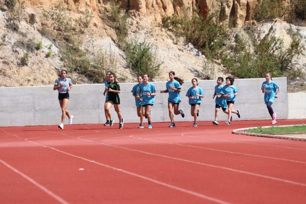 Amanhã o atletismo do Torreense abre as suas portas