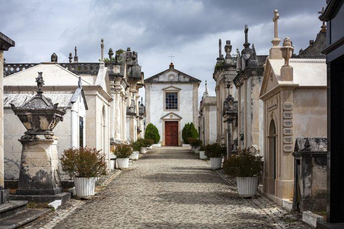 Município de Torres Vedras define lotação nos cemitérios nos dias 1 e 2 de novembro