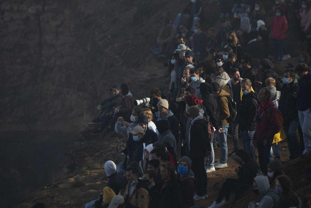 Covid-19: Nazaré proíbe acesso ao Farol para evitar excessiva concentração de público nas arribas