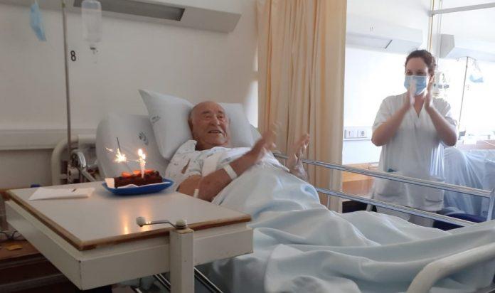 OESTE: Centro Hospitalar oferece bolo de aniversário a todos os doentes internados