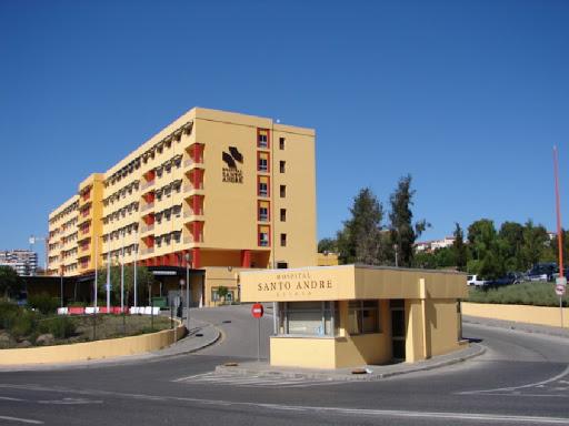 Covid-19: Hospital de Leiria vai ter área para doentes com suspeita de infeção respiratória