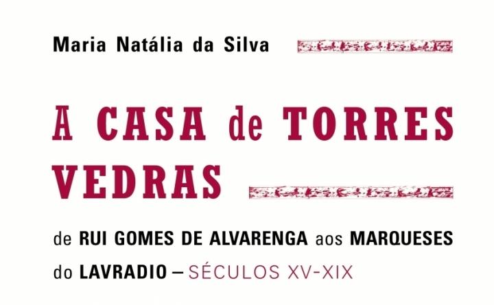 """TORRES VEDRAS: Livro """"A Casa de Torres Vedras"""" lançado no sábado"""