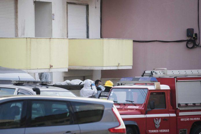 Prisão preventiva para suspeito de matar irmã grávida e pai em Torres Vedras