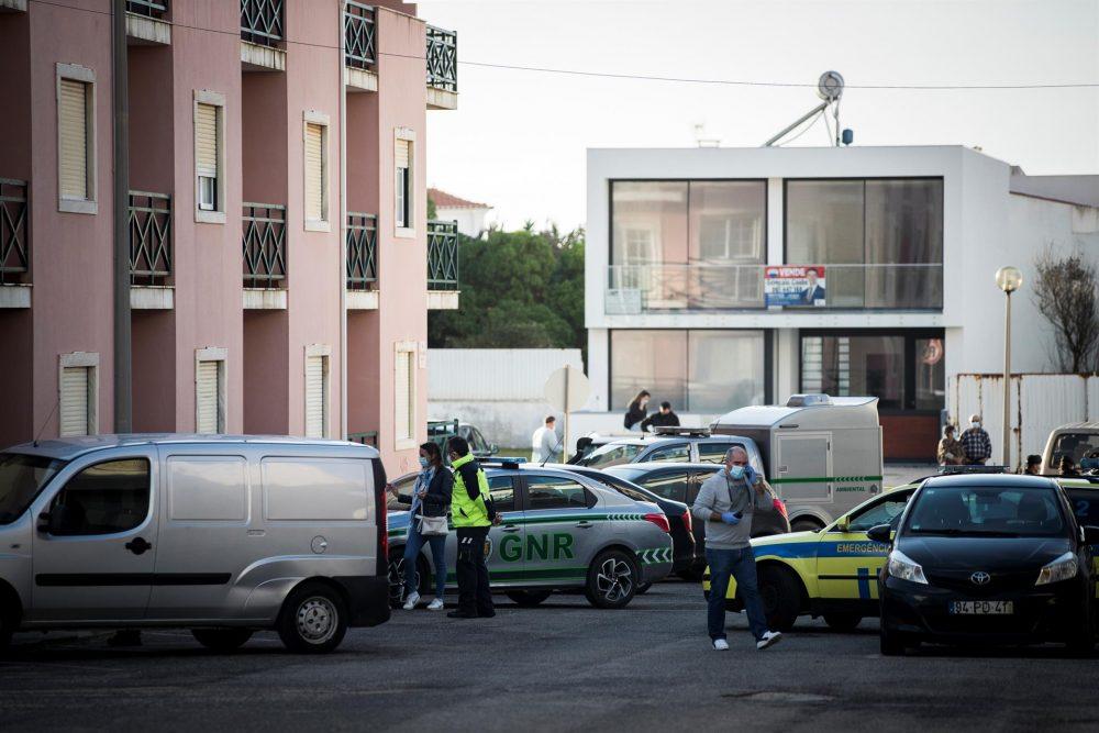 Discussão familiar motiva duplo homicídio em Torres Vedras
