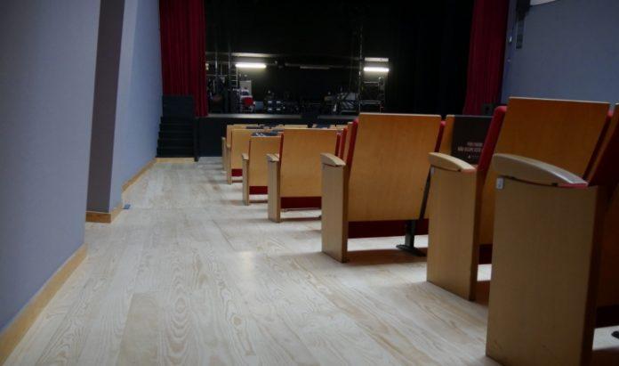 Teatro-Cine foi alvo de obras de beneficiação