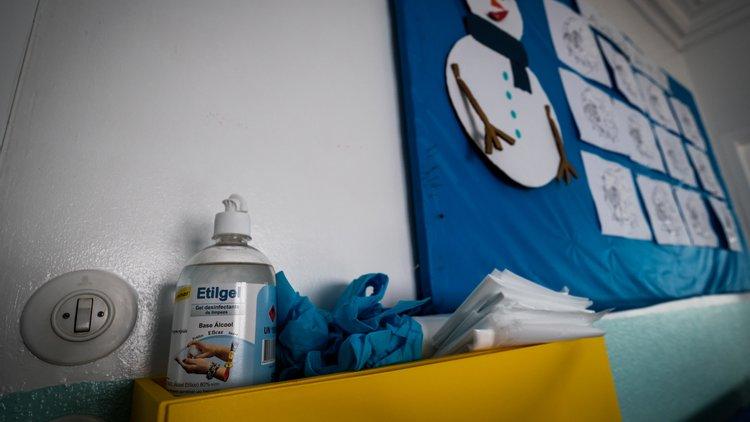 Covid-19: Centro de testes abre para a semana em Peniche