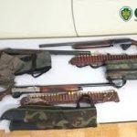 TORRES VEDRAS: Três detidos por caça ilegal