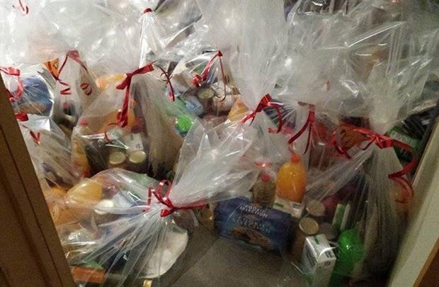 ALENQUER: Município doa uma centena de cabazes de Natal por profissionais de saúde
