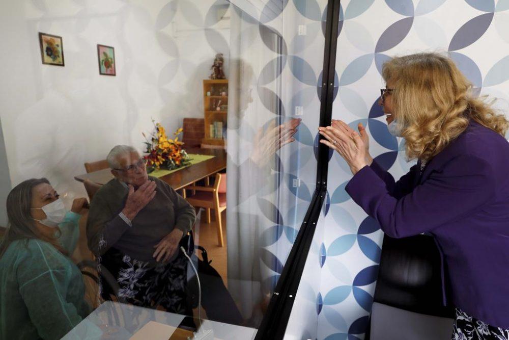 Covid-19: Surto em lar de Torres Vedras sobe para 40 infetados