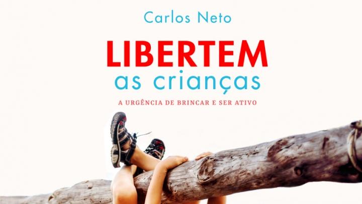 """Apresentação de livro de Carlos Neto em sessão especial de """"Conversas com Pais"""""""