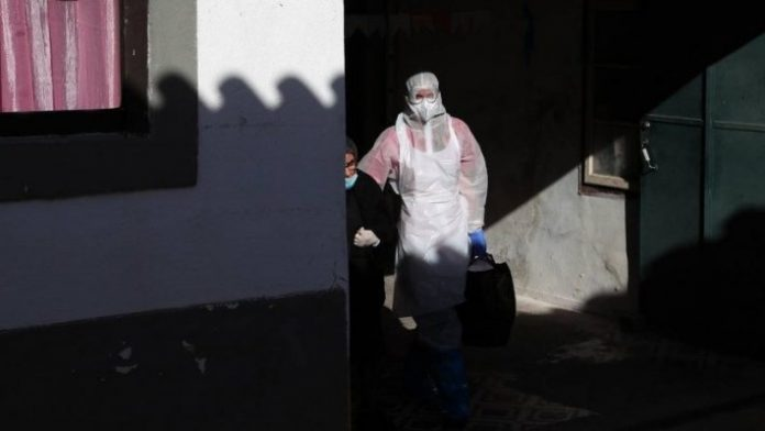 Concelho de Torres Vedras regista 228 casos ativos de infeção por SARS-CoV-2