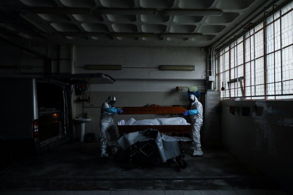 Covid-19: Vinte mortos nos cinco surtos ativos em lares de Torres Vedras
