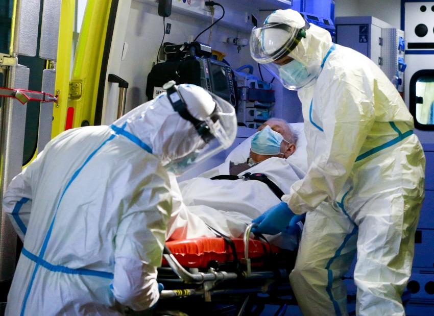 Concelho de Torres Vedras regista 1132 casos ativos de infeção por SARS-CoV-2