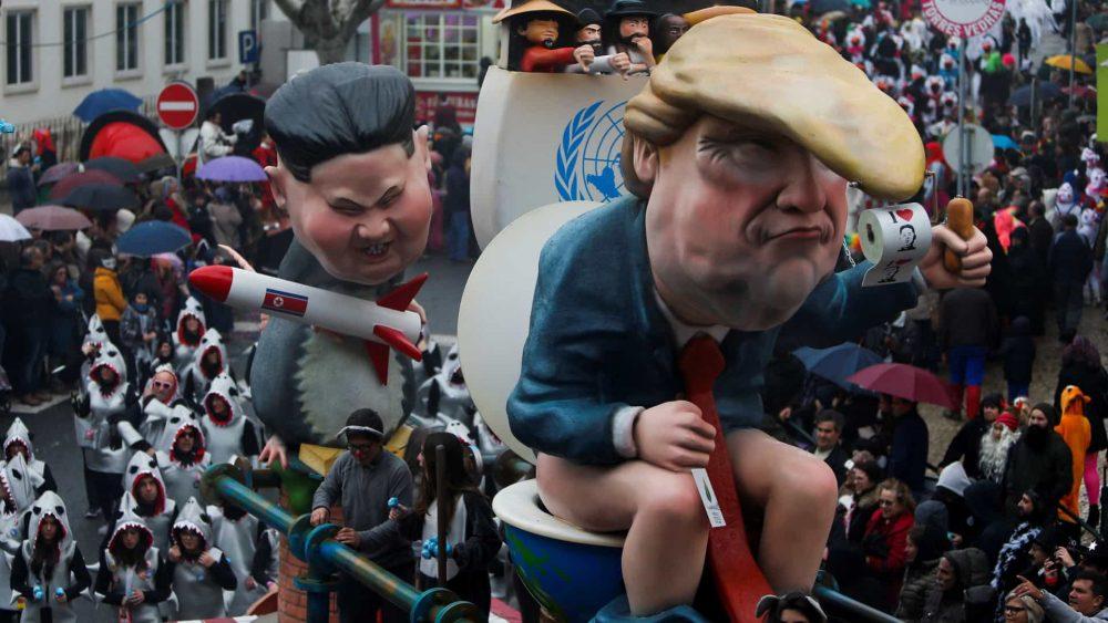 Candidatura do Carnaval de Torres Vedras a património imaterial em consulta pública