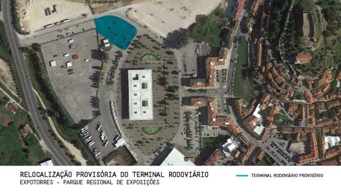 Torres Vedras: Terminal Rodoviário terá nova localização provisoriamente