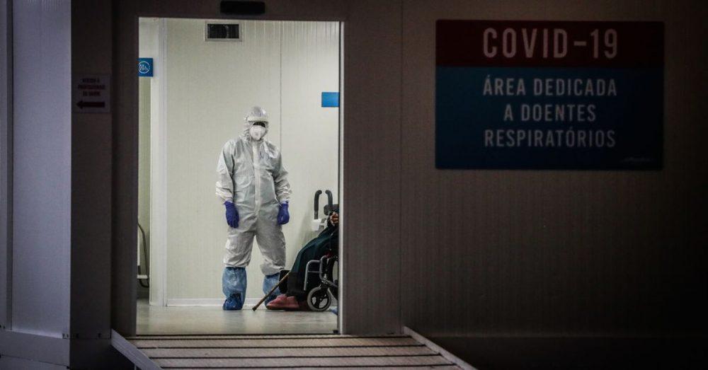 Covid-19: Hospitais do Oeste com 59% das camas de internamento dedicadas à pandemia