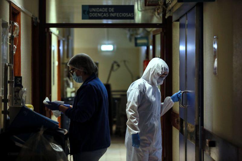 concelho de Torres Vedras regista 1289 casos ativos de infeção por SARS-CoV-2