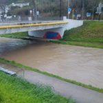 Chuva intensa provoca inundações em diversos pontos do Concelho de Torres Vedras