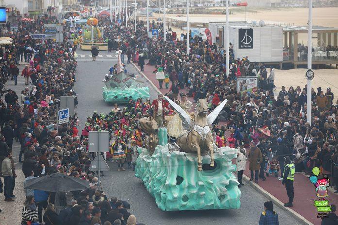 Covid-19: Nazaré com tolerância de ponto no Carnaval mas sem festividades