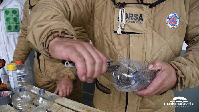 LOURINHÃ: Município instala armadilhas caseiras para vespas asiáticas