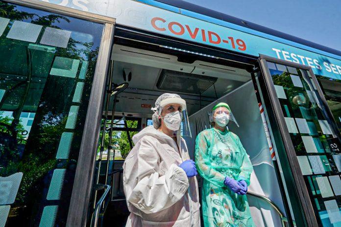 Concelho de Torres Vedras regista 79 casos ativos de infeção por SARS-CoV-2